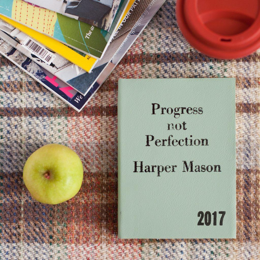 πρόοδος όχι τελειότητα